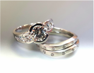 """Debbie and I have been waiting a long time for a reliable source of Canadian diamonds. Well, we finally have one! We now feature """"Canada Pride"""" diamonds ..."""